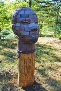 BRICKHEAD IYEMOJA, James Tyler Sculptor